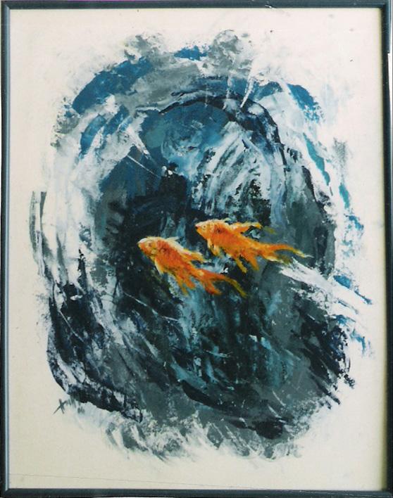 Aranyhalak - Természet
