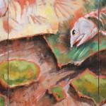 A jövő emlékei - Balaton akvarell