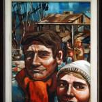 A vecsési piac - Portré