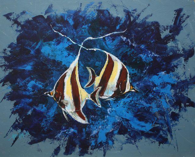Tengeri íjhalak - Természet