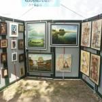 Vecsés Cabbage Festival exhibition tent
