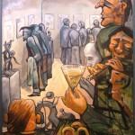 Kiállítás megnyitó - Portré