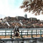Kiskirálylány, Korzó (őszi) - Budapesti Akvarell