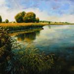 Nádas tó - Tájkép