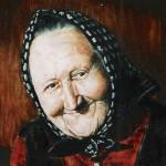 Nagyanyám - Portré