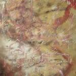 Nagyváros - Absztrakt festmény