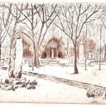 Park - Vecsési rézlarc