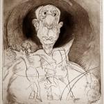 Picasso karikatúra