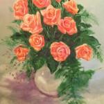 Rózsák - Csendélet
