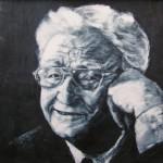 Szász Endre - Portré